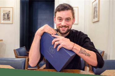 Box des Chefs Nicolas Haelewyn