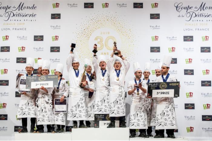 Coupe du Monde de la Pâtisserie 2019