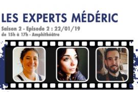 Experts Médéric Saison 2
