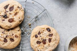 Livre de recettes La Fabrique Cookies