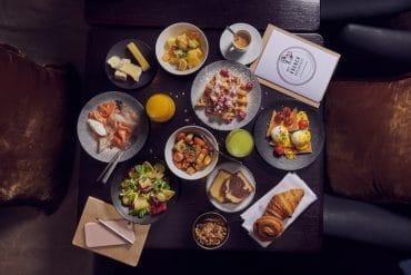Le French Breakfast