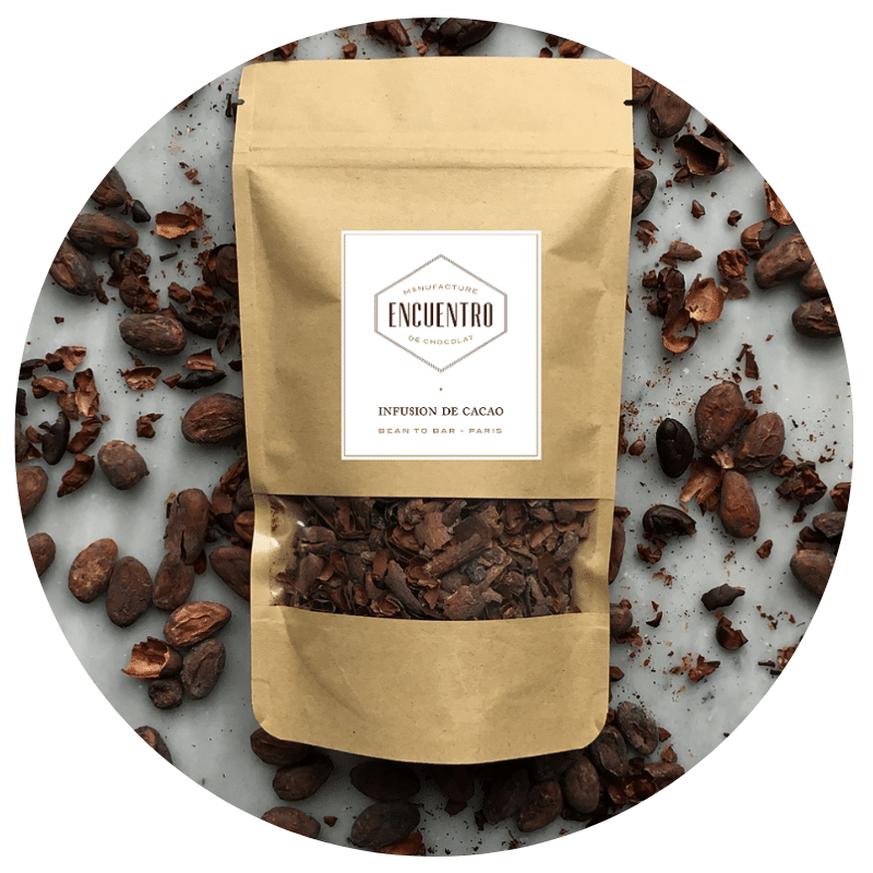 Infusion cacao Encuentro