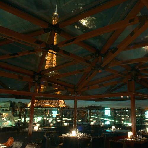 Saint Valentin Restaurant Les Ombres