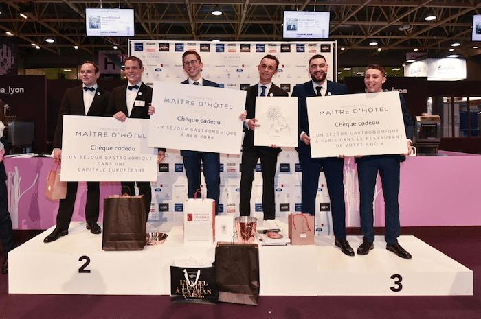 Trophée du Maître d'Hôtel 2019