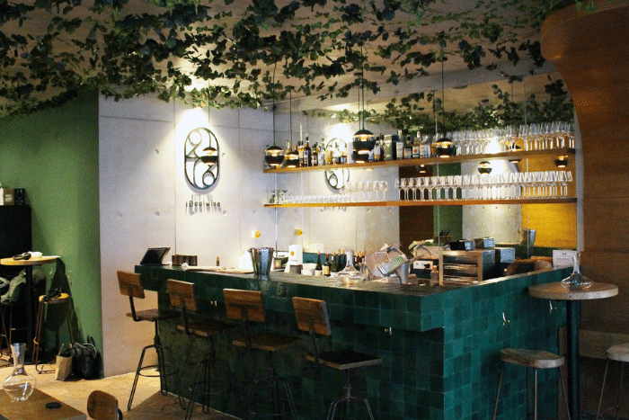 228 Litres bar à vin connecté