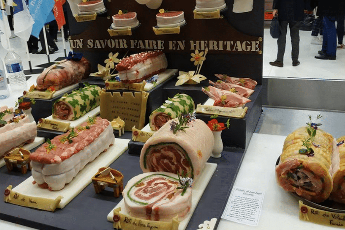 Concours national de boucherie inter régions