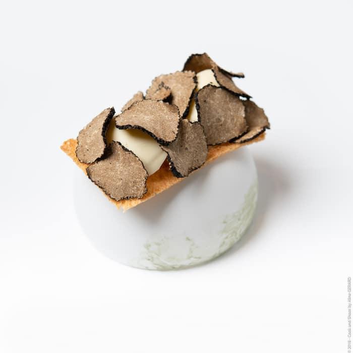 Melba au beurre salé de Jérôme Roy