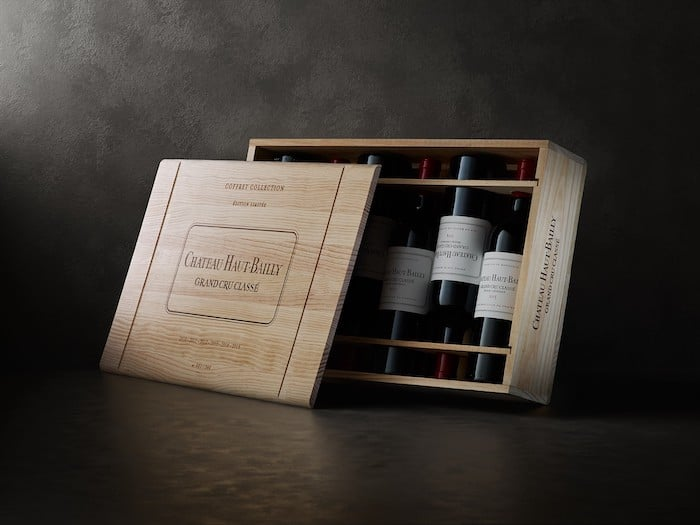 Coffret Collection Haut Bailly
