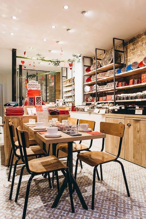 Jadis et Gourmande nouvelle boutique