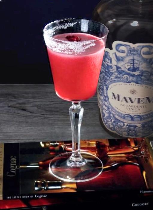 Cocktails Saint Valentin 2019