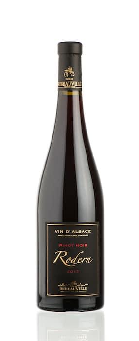 Pinot noir Rodern 2015 Cave de Ribeauvillé