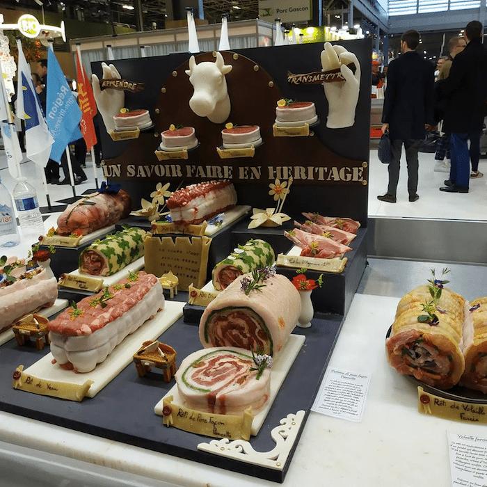 Palmarès Concours boucherie