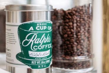 Ralph's Café Pop up