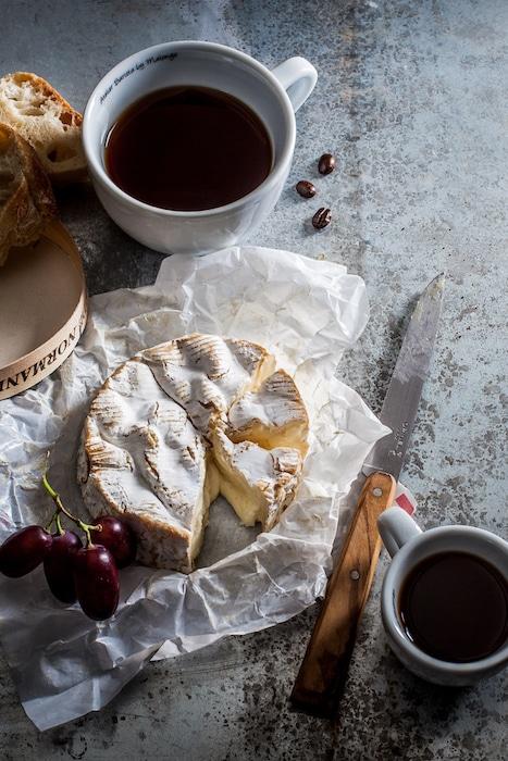 Malongo et Camembert
