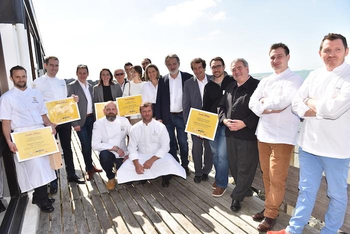 palmarès Gault&Millau La Rochelle 2019