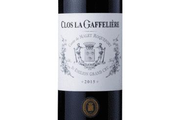 Clos La Gaffelière 2015