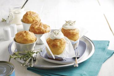 Cupcakes au crabe