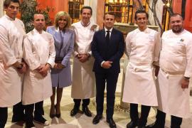 dîner présidentiel 24 mars