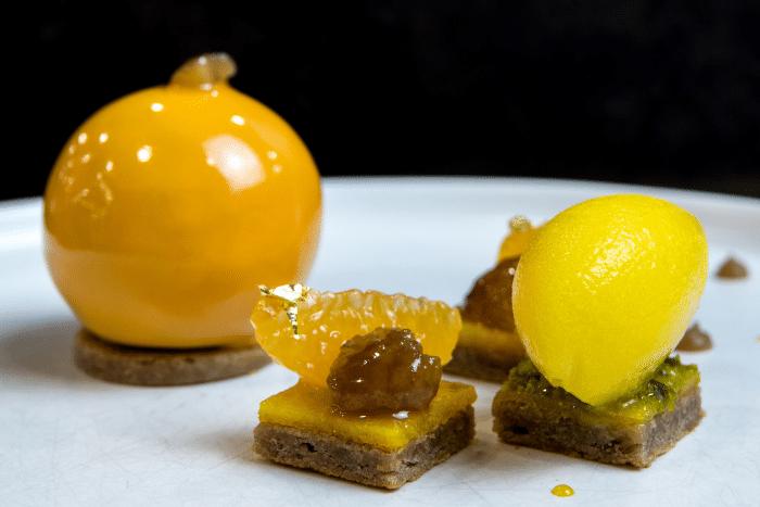 Craquant chocolat mandarine