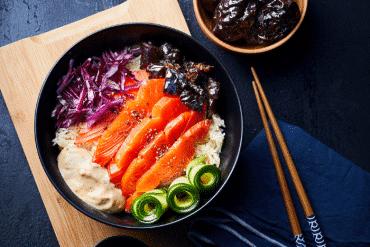 Sashimi Bowl