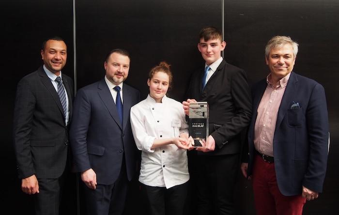 Luc Soligny remporte le trophée Jean Blat