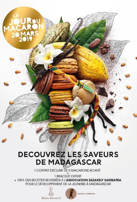20 mars Jour du Macaron
