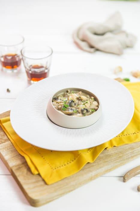 recette d'Agneau au Marsala