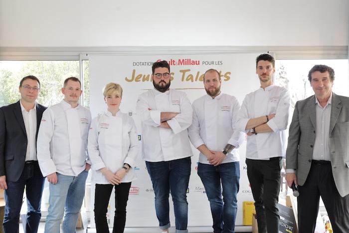 Dotations Jeunes Talents Sud Ouest 2019