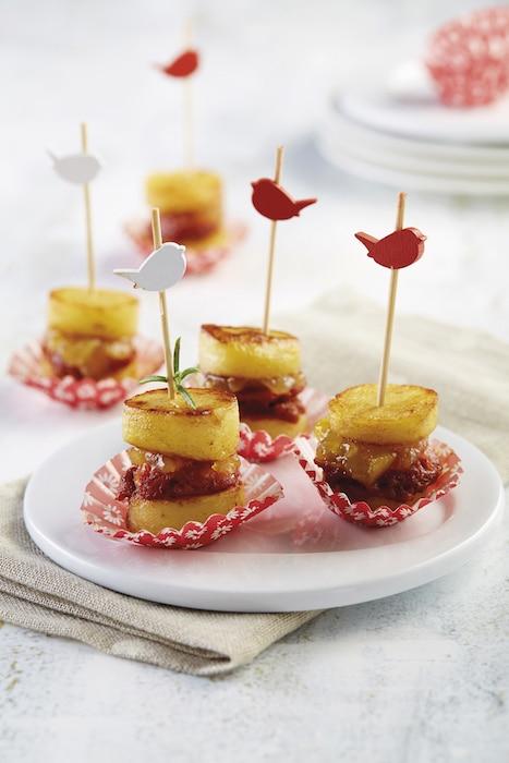 recette de Macaron de Ratte du Touquet