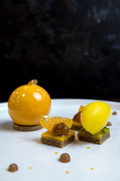 Craquant chocolat mandarine de Michel Hulin