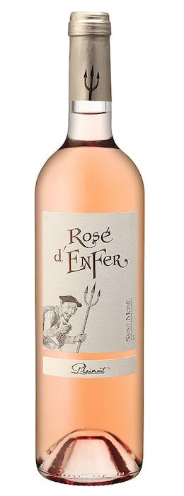Rosé d'Enfer AOC Saint Mont