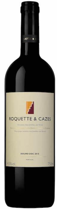 Roquette&Cazes 2015 bouteille