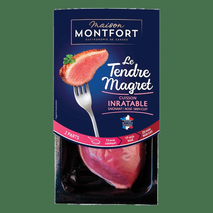 Le Tendre Magret Maison Monfort