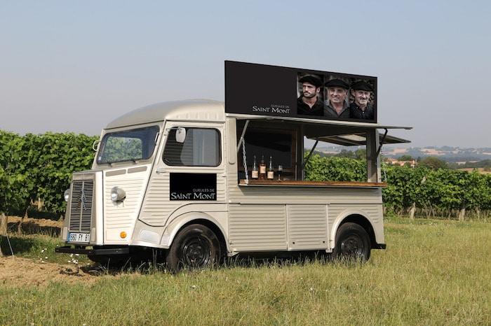Wine trucks, dégustations et visites, la fête s'annonce bien belle