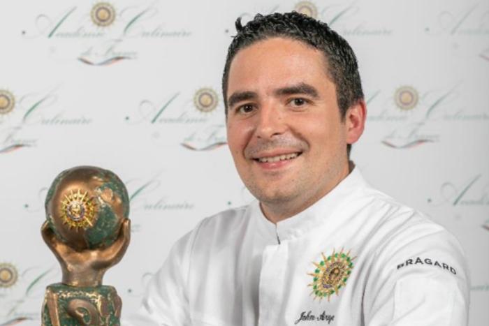 John Argaud remporte le Trophée Passion International 2019