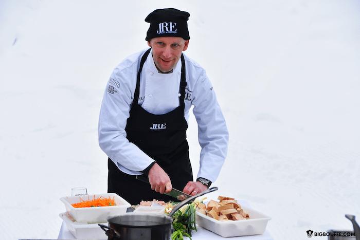 Show Gastronomique des JRE Les Orres