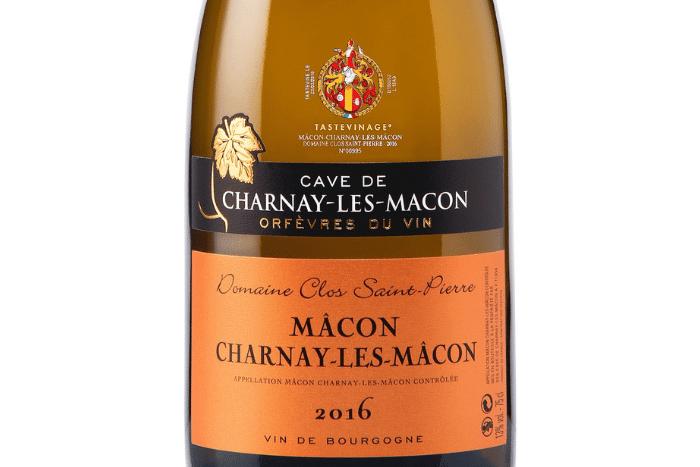 Mâcon Charnay 2016 Tastevinage, Domaine Clos Saint-Pierre, la séduisante fraîcheur