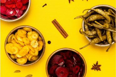 Légumes en pickles