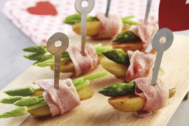 Ratte du Touquet en sushis