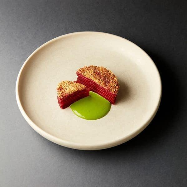 Lebey du meilleur plat végétarien