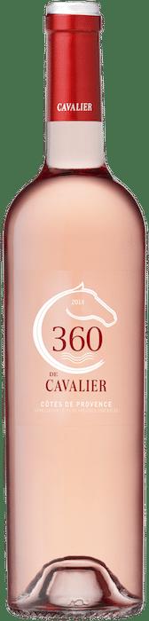 Les rosés 2018 de Château Cavalier Cavalier 360