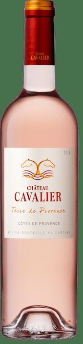Les rosés 2018 de Château Cavalier Terre Provence