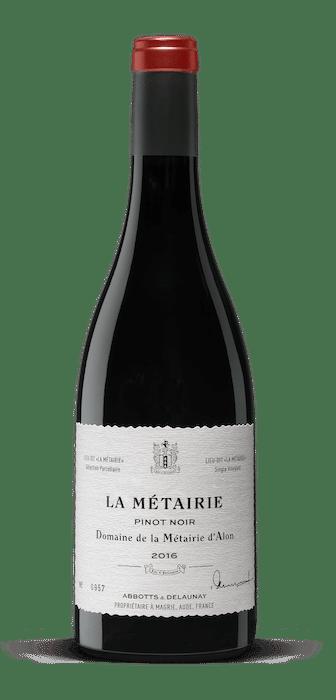 La Métairie 2016 Pinot noir