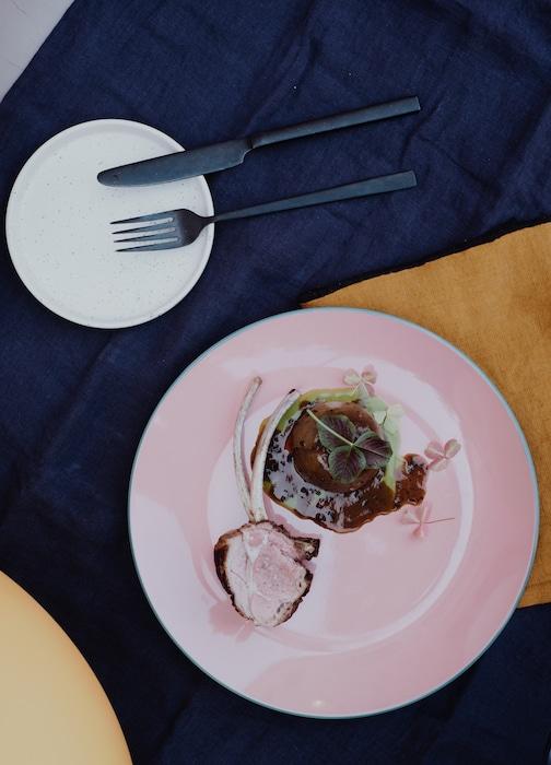 recette Agneau des Pyrénées Pierre augé