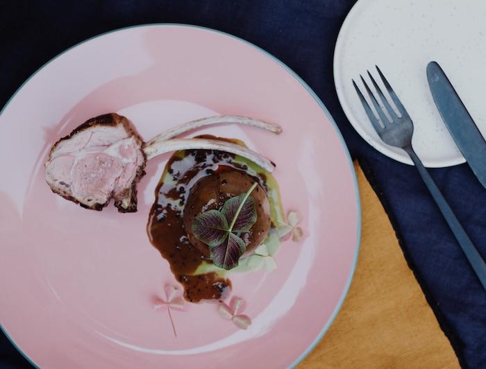 Agneau de Pâques, la recette du chef Pierre Augé