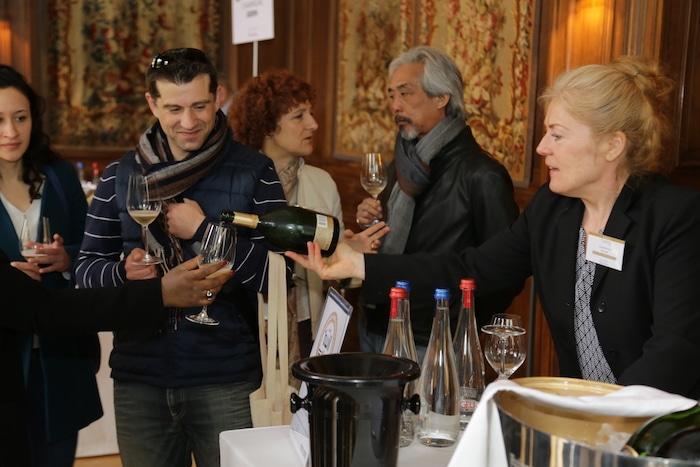 Champagne Tasting Terre de Vins
