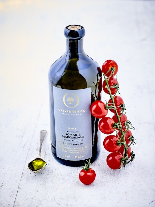 huile d'olive Domaine Marquiliani