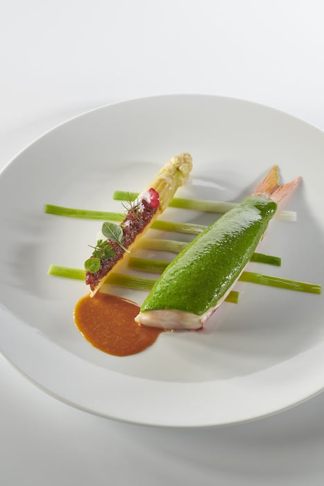 cuisine Provence fusion Matthieu Dupuis-Baumal