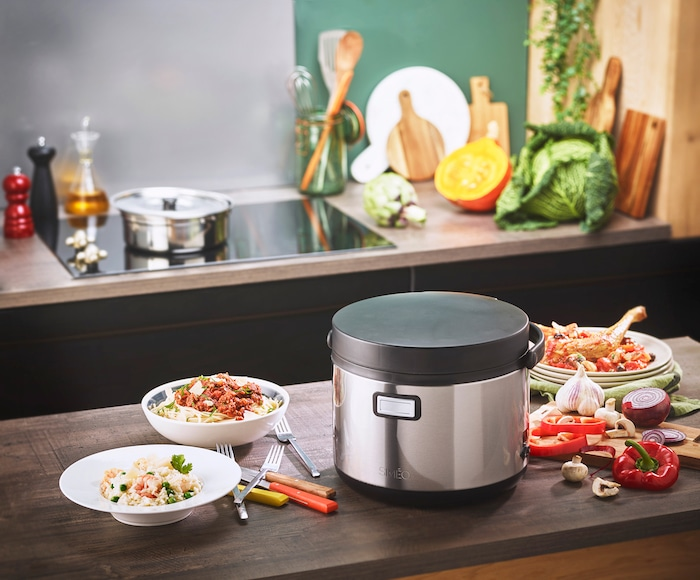 Thermal Cooker pour cuisson nomade