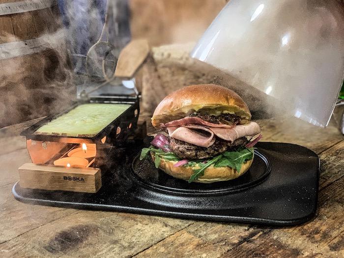 Avalanche burger de Jean-Philippe Carrère